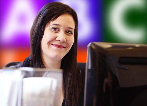 Sara Auletta Coordinatrice dell'Assistenza Domiciliare